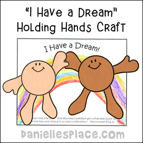 I have a dream www.daniellesplace.com