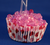 Bead Cupcake craft