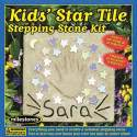 Kid's Star Stepping Stone Kit