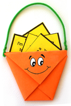 Paper Bucket Craft