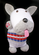 Sock Doll Dog 2