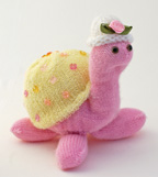 Glove Turtle Craft for kids
