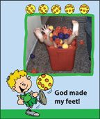 sunday school God-Made-Me-Printable-Book-2 bible craft