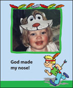 sunday school God-Made-Me-Printable-Book-3 bible craft