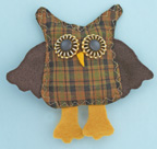 owl decoration craft