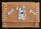 Dog card holder craft
