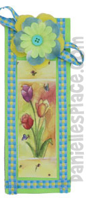 Mother's Day Bookmark Craft 3