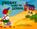 Forggy Goes to School by Jonathan London