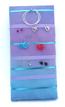 earring holder craft