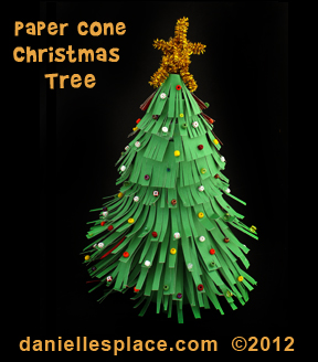 Christmas Tree Craft.Christmas Crafts Page 5