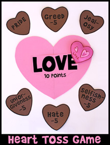Love is Toss Game