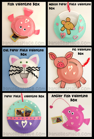 Valentine's Day Crafts Kids Can Make