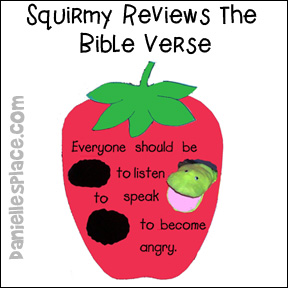 Fruit of the Spirit Bible Verse Review Game