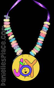 Fruit of the Spirit Fruit Loop Necklace