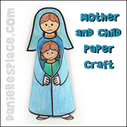 Mother's Day Bible Lessons and Crafts