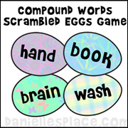 compound words scrambled eggs game