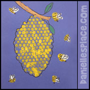 Beehive craft