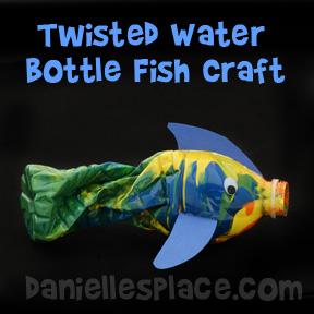 2 Liter Plastic Bottle Crafts Fish | just b.CAUSE