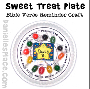 Soul food Bible Verse Reminder Craft