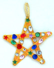 craftstick Christmas Star for Kids