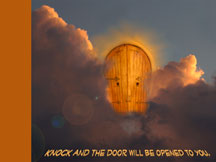 Wallpaper - Door