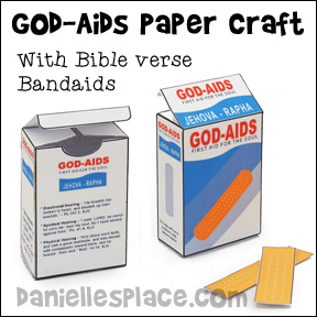God-aids www.daniellesplace.com