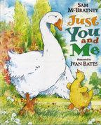 Just You and Me Book for Father's Day