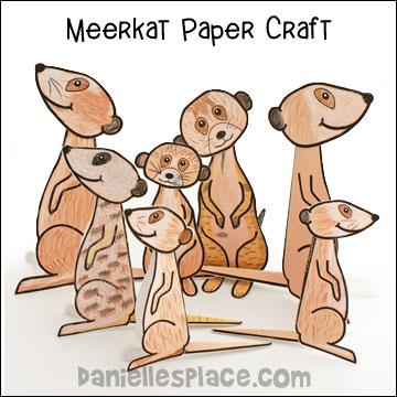 meerkat games for kids