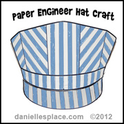 engineer hat craft