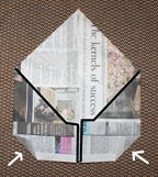 newspaper hat diagram 8