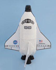 space shuttle craft from www.danielleplace.com