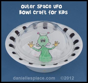 Kids Space Vehicles Craft