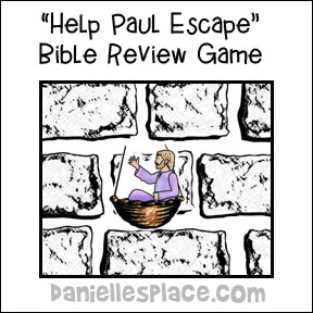 Help Paul Escape Review Game
