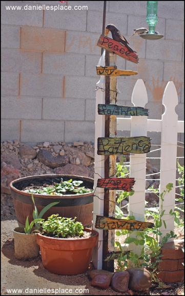 Pallet Garden DIY Crafts
