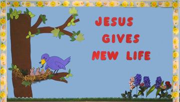 Bulletin Board Displays For Sunday School