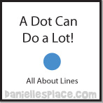 Dot Can Do a Lot Itty Bitty Book www.daniellesplace.com