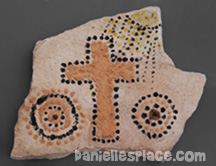 rock dot art