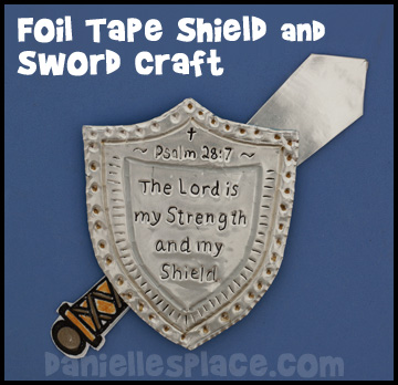 Armor Of God Crafts And Activities