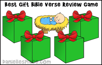 Bible Crafts For Christmas
