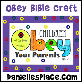 essay on obedience for kids