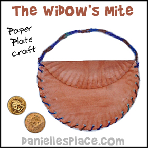 Widow Mite Purse