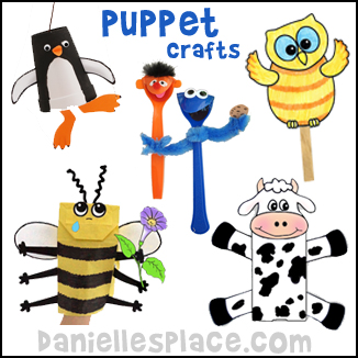 Fun Crafts For Kids And The Whole Family From Danielles Place Of Activities