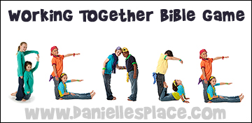 Fast and easy bible games for sunday school and children 39 s for Peace crafts for sunday school