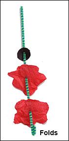 Flower crafts for kids paper flower craft diagaram mightylinksfo