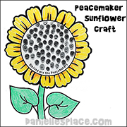 peacemaker sunflower
