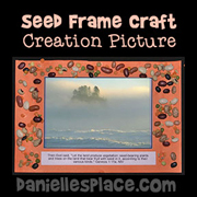 Seed Frame Craft
