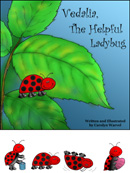 Vedalia, The Helpful Ladybug
