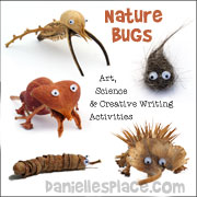 Make Bugs from Natural Items