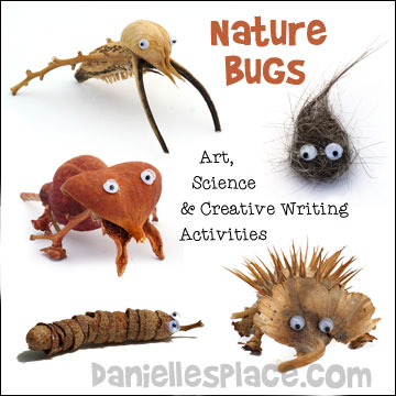 Bugs And Insect Crafts