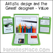 Artistic Design and the Great Designer - An Art Study for Children from a Christian Perspective